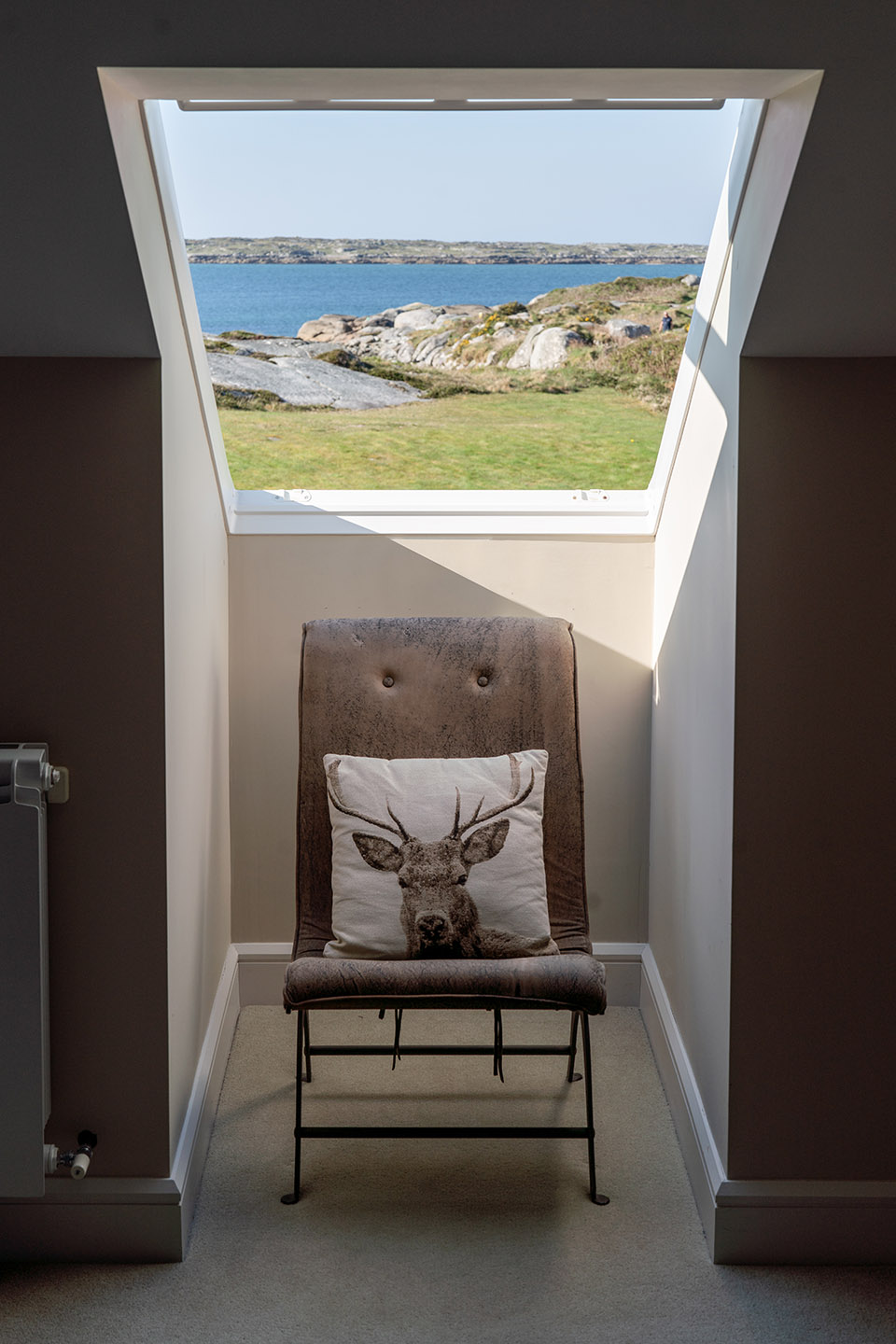 ireland holiday high end rental home whale harbour cottage west of ireland