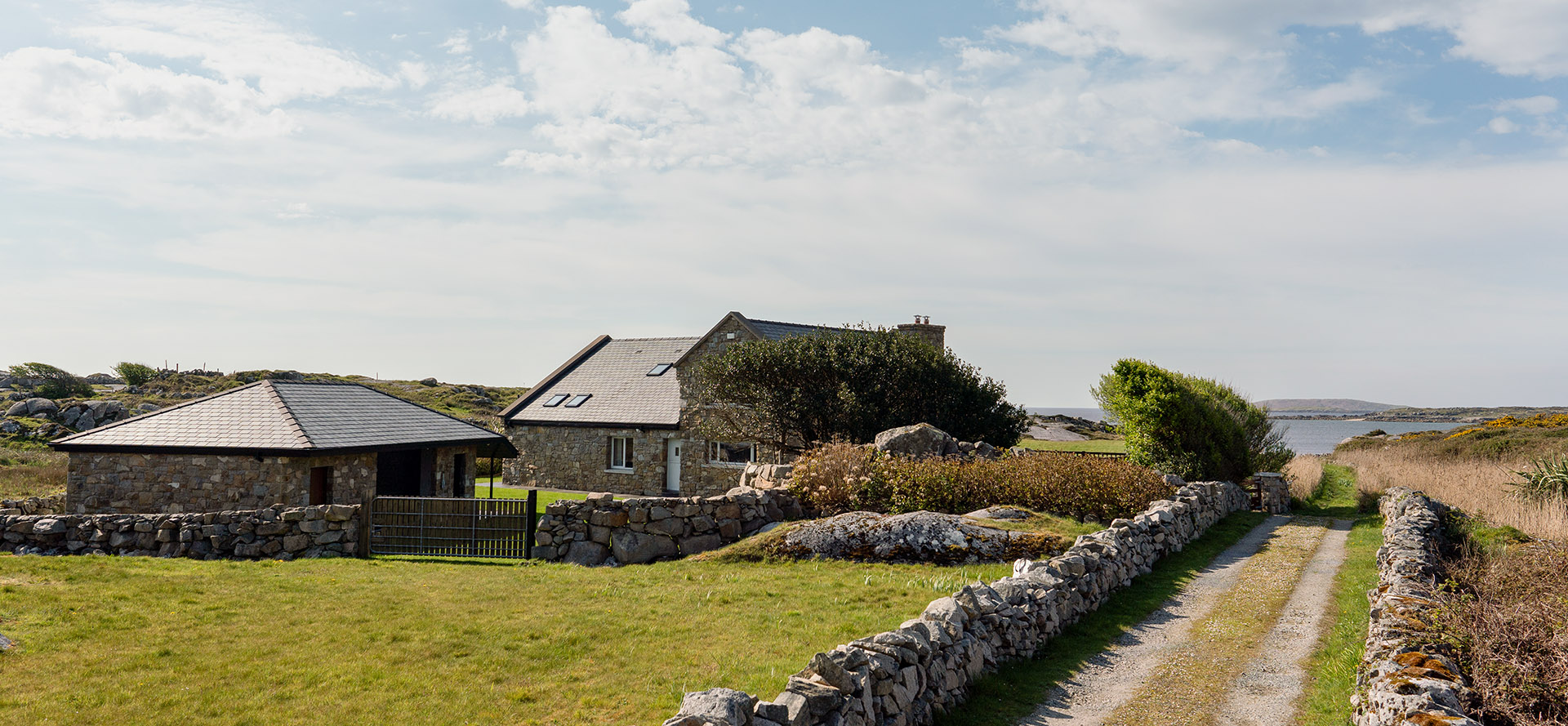 Family rental property connemara west of ireland